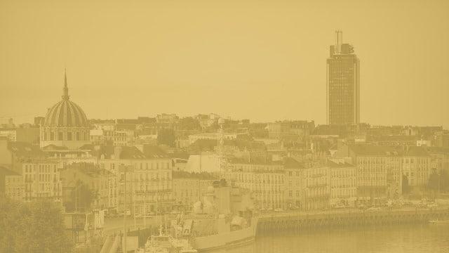 Centre-ville de Nantes
